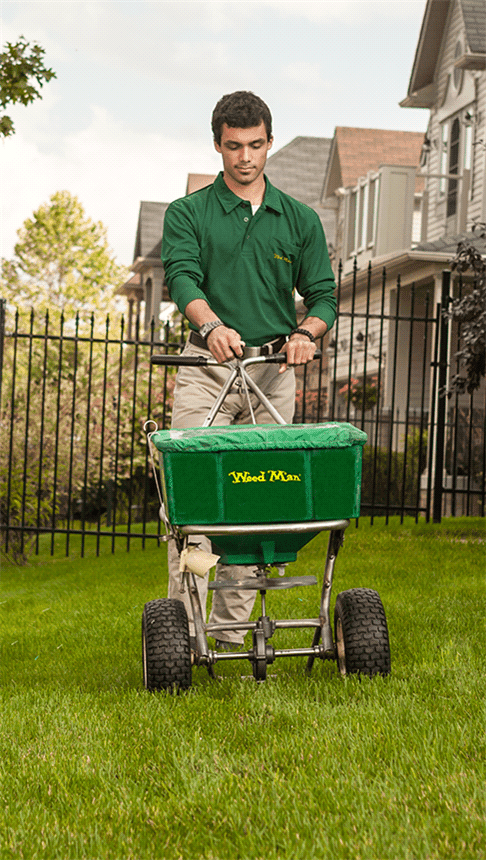 Lawn Care Services In Russellville Ar Weed Man